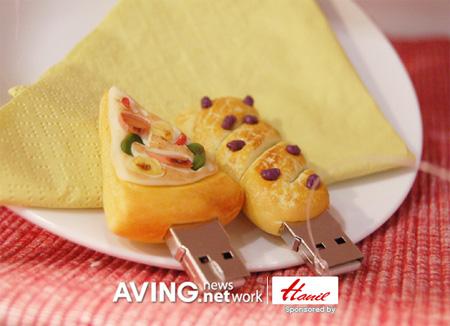 Food Shaped USB Flash Drives 2