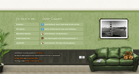Beautiful and Creative Website Footers 02
