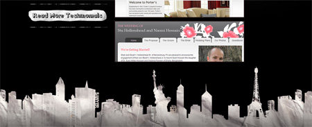 Beautiful and Creative Website Footers 22