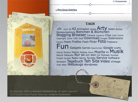 Beautiful and Creative Website Footers 27