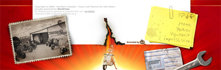 Beautiful and Creative Website Footers 06
