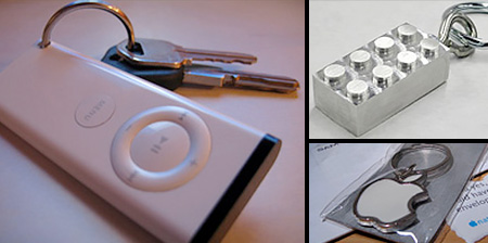 Creative and Unusual Keychain Designs
