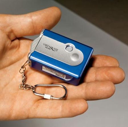 3MP Digital Camera Keychain