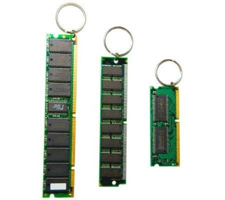 RAM Keychain