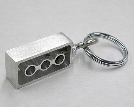 LEGO Brick Keychain 2