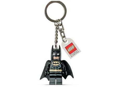 LEGO Batman Figure Keychain
