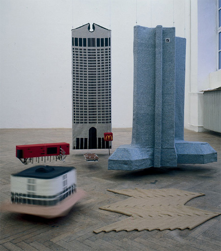 Knitted Architecture