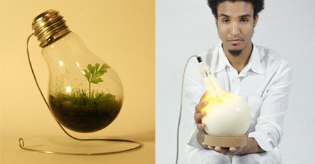 Light Bulb Inspired Gadgets and Designs
