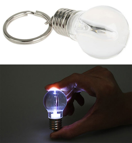 Light Bulb Flashlight