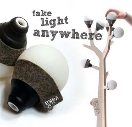 Mobile Light Bulbs 2