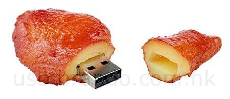 Realistic Meat USB Flash Drives 2
