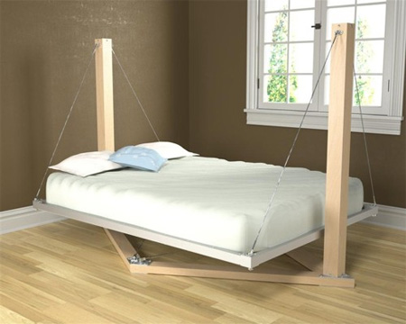 Housefish Suspended Bed