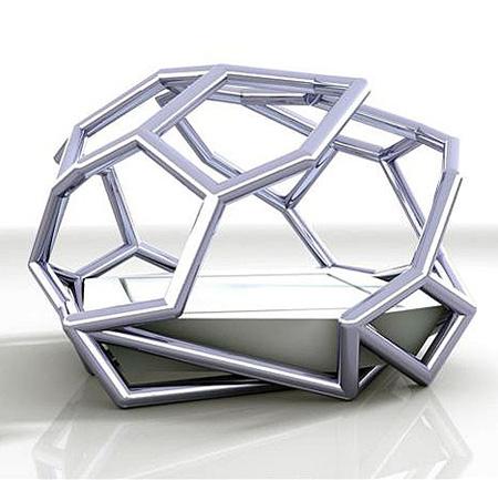Geometric Bed
