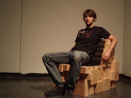 Screw Chair by Revol Design 2