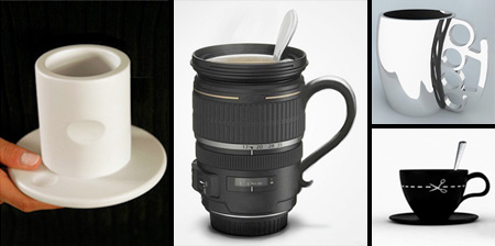 Modern Mugs and Creative Mug Designs