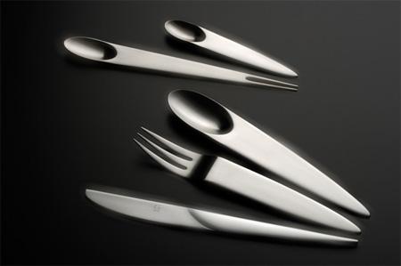 Appetize Table Cutlery by Nedda El-Asmar