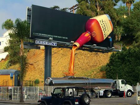 Whiskey Billboard