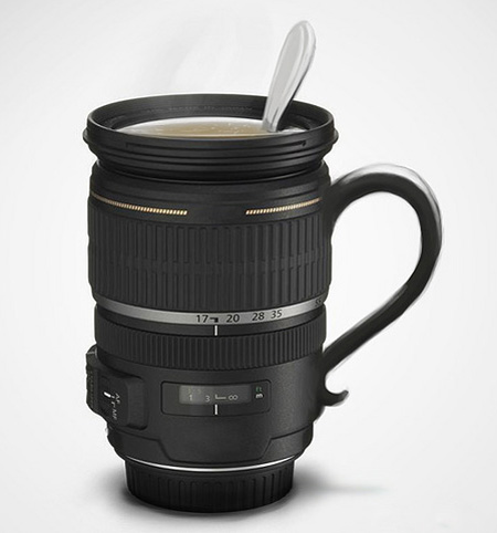 camera zoom lens mug - Mug Design Ideas