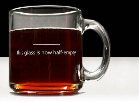 The Pessimists Mug