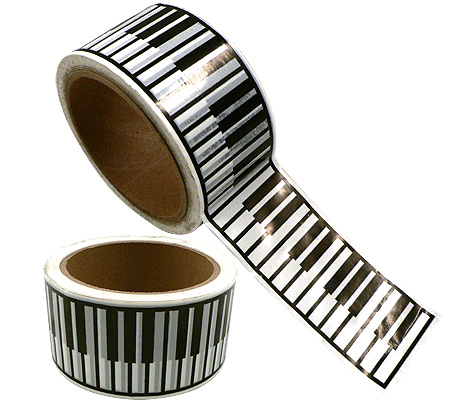 Keyboard Packing Tape