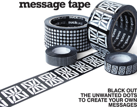 Message Tape