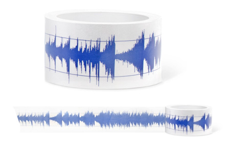 Sound Wave Tape