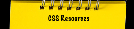 CSS Resources