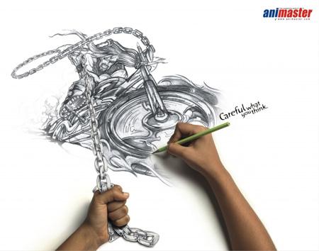 Animaster Animation School Advertisement 4