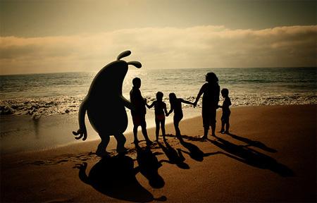 Friendly Monsters by Relleno De Mono