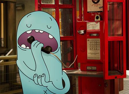 Friendly Monsters by Relleno De Mono 2
