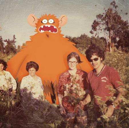 Friendly Monsters by Relleno De Mono 3