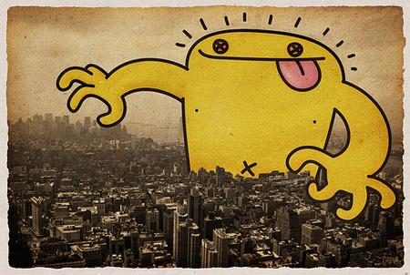 Friendly Monsters by Relleno De Mono 4