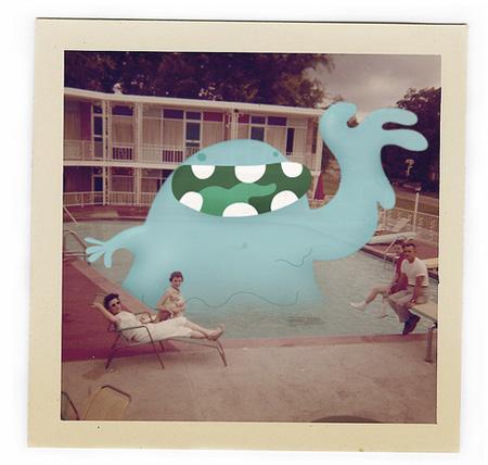 Friendly Monsters by Relleno De Mono 6