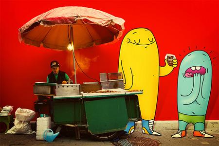 Friendly Monsters by Relleno De Mono 10