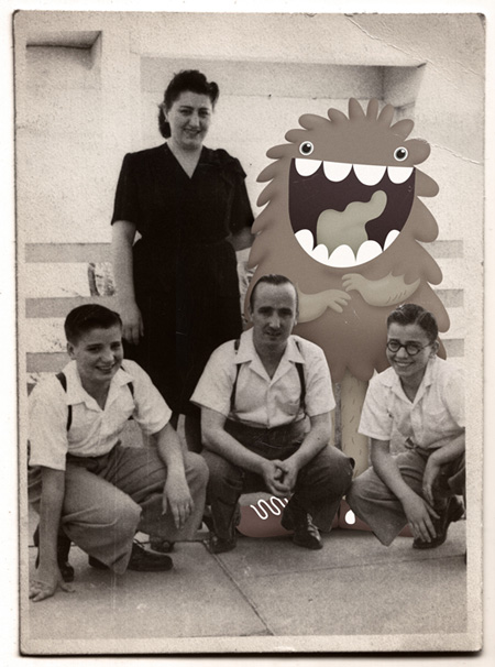 Friendly Monsters by Relleno De Mono 18