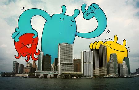 Friendly Monsters by Relleno De Mono 20