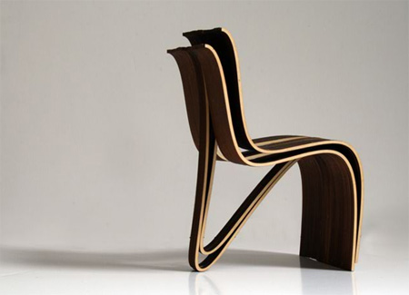 Stackable Kulms Chair by MisoSoup Design 5