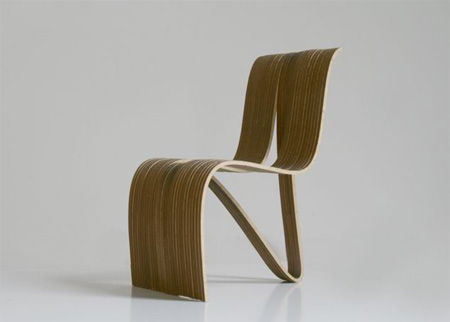 Stackable Kulms Chair by MisoSoup Design 6