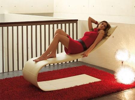 Onda Lounge Chair