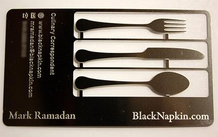 Mark Ramadan Business Card