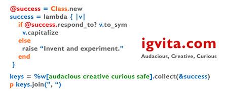 igvita.com Business Card