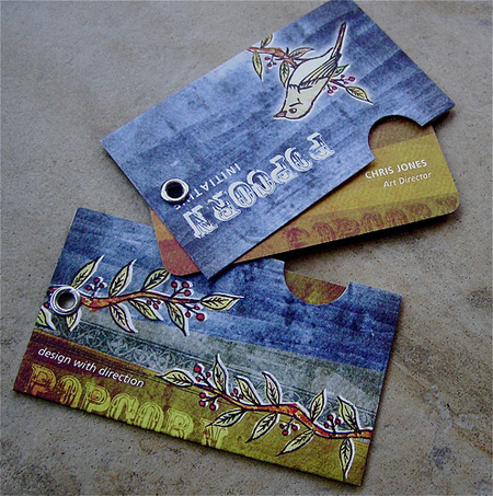 Chris Jones Business Card