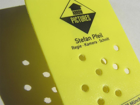 Stefan Pfeil Business Card