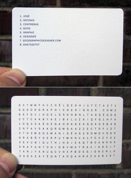 Jose Antonio Contreras Business Card