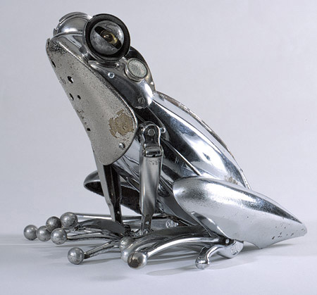 Metal Sculptures by Edouard Martinet 2
