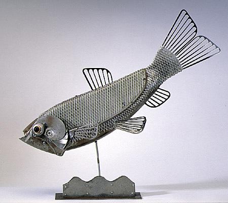 Metal Sculptures by Edouard Martinet 6