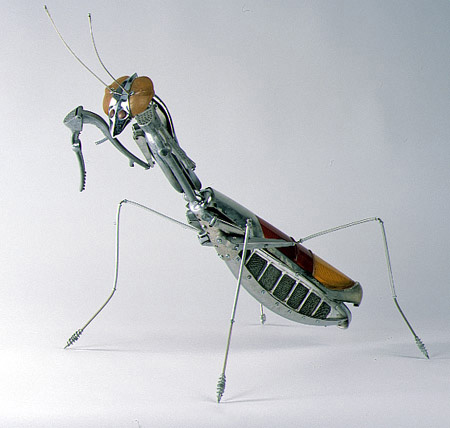 Metal Sculptures by Edouard Martinet 8