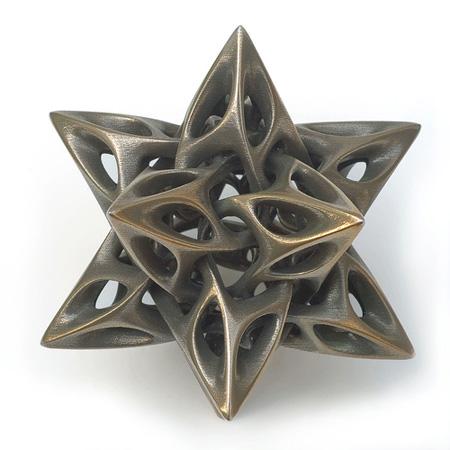 Metal Sculptures by Vladimir Bulatov 3