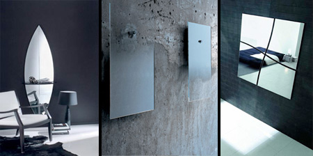 Modern Mirrors and Creative Mirror Designs