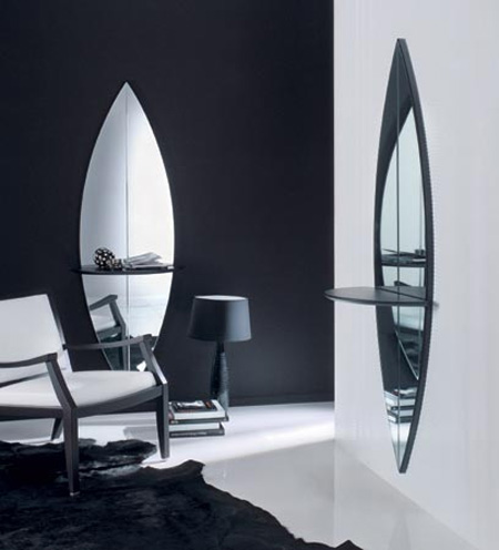 Amazing Mirror Frames From Fioral Textured Mirror Frame And Bathroom Vanity